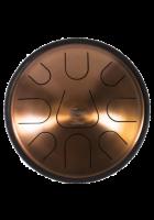 Metal Sounds Zenko Equinox 440 Hz Steel Tongue Drum HandPan