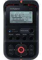 Roland R-07 BK Audio Recorder schwarz