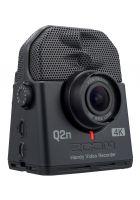 Zoom Q2n-4k Handy Audio Video Recorder