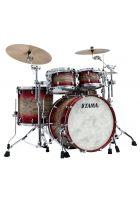Snare Drum, Hardware und Becken sind optional!