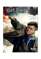 Alfred Music Publishing Harry Potter - Sheet Music from the complete Film Series, John Williams