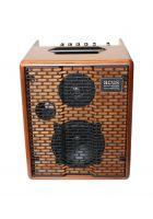 """Acus One-5T 5"""" 50 Watt Akustikverstärker Wood"""