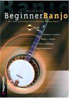 Voggenreiter Beginner Banjo (Five Strings) inkl. CD, Rüdiger Helbig
