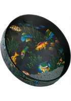 """Remo Percussion Ocean Drum Aquarium Design 16"""""""