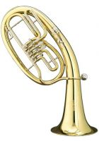 B&S 32/2-L Tenorhorn Messing 3 Ventile