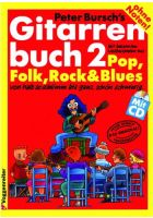 Voggenreiter Peter Bursch's Gitarrenbuch Band 2 inkl. CD