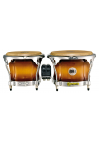 Meinl Percussion Bongo FWB400GAB Free Ride Wood Gold Amber Sunburst