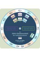 AMA Verlag Der AMA Quintenzirkel für Tasteninstrumente, Wolfgang Fiedler