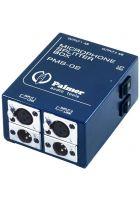 Palmer Mic Split Box 2fach PMS 02