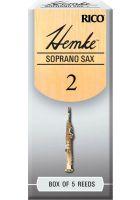 Rico L. Hemke Sopransaxophon 2