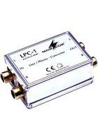 Monacor LPC-1 Line-Phono-Adapter