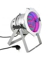Cameo PAR 64 LED 183x10mm RGB silber