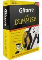 eMedia Gitarre für Dummies Lernsoftware deutsch