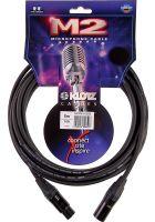 Klotz Mikrokabel M2 15m XLR/XLR Neutrik M2FM1-1500