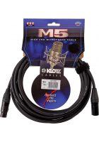 Klotz Mikrokabel M5 15m XLR/XLR Neutrik M5FM15