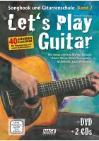 Hage Let's Play Guitar Band 2 inkl. 2 CDs + DVD, Alexander Espinosa