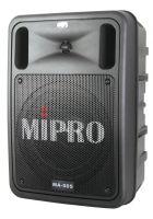Mipro MA 505 R2DPM3 tragbares Lautsprecher-System 145 Watt, Doppelempfänger
