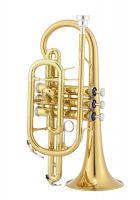 Jupiter JCR700RQ Kornett Goldmessing lackiert