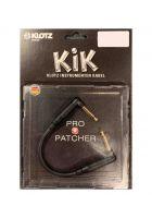 Klotz Instrumentenkabel Patch Pro Standard Winkel/Winkel