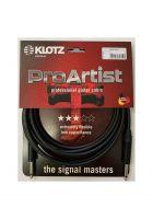 Klotz Instrumentenkabel Prime Standard Klinke/Klinke Neutrik