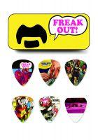 Dunlop Plektren Frank Zappa Freak Out Box 6 Stück