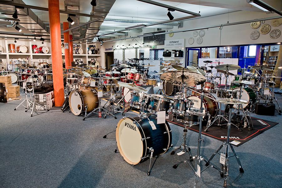 Akustik-Schlagzeuge