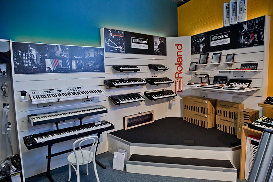 Midi Keyboards und Controller