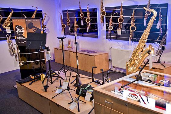 Abteilung: Blasinstrumente