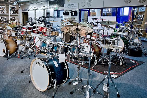 Abteilung: Drums und Percussion