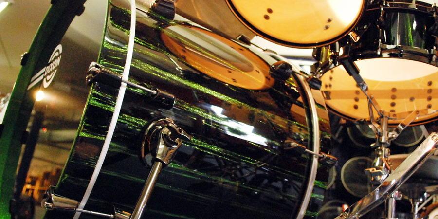 Schlagzeugabteilung PPC Music