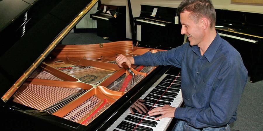 Pianowerkstatt bei PPC Music