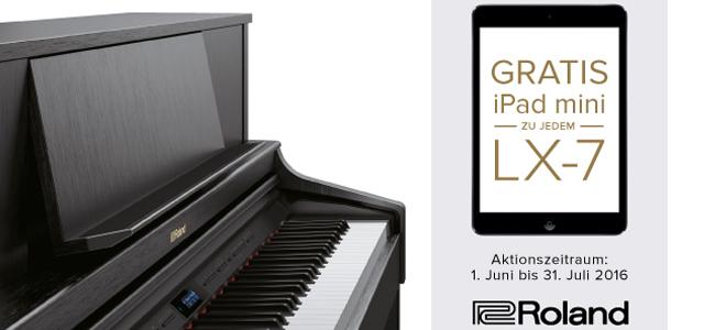 LX7 iPad
