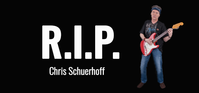 Nachruf Chris Schuerhoff