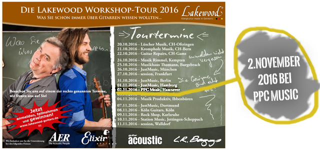 Lakewood Workshop-Tour