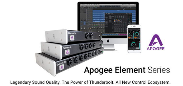 Apogee Element Slider