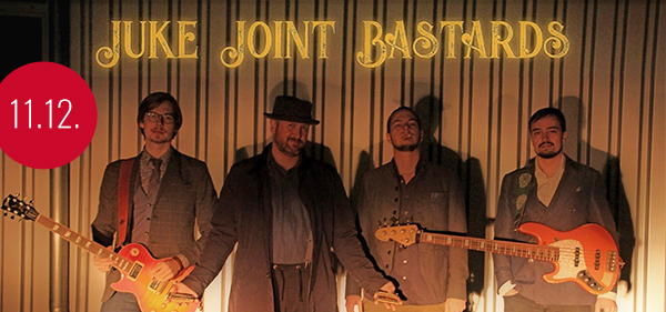 Die Juke Joint Bastards live in Hannover