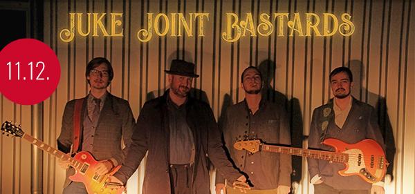 Die Juke Joint Bastards live in Hannover