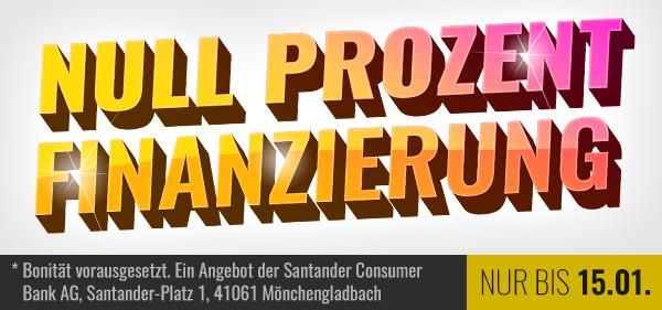 Null Prozent-Finanzierung bei PPC Music aus Hannover | * Bonität vorausgesetzt. Ein Angebot der Santander Consumer  Bank AG, Santander-Platz 1, 41061 Mönchengladbach